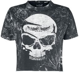 Splash Skull Webnet