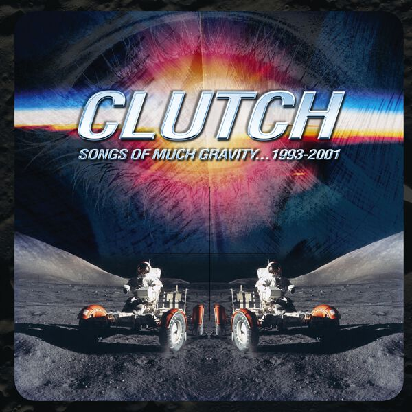 Image of Clutch Songs of much gravity... 1993-2001 4-CD Standard