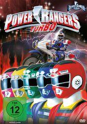 Power Rangers Turbo - Die komplette Serie