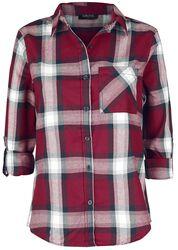 Ladies Checkered Shirt