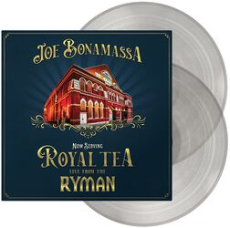 Now serving: Royal tea live from the Rym