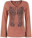 Back Lace Shirt