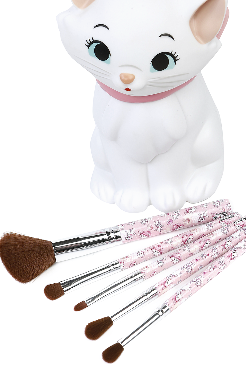 Image of Aristocats Loungefly - Marie Make-up-Pinsel weiß