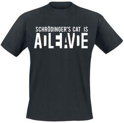 Schrödinger's Cat Is Alive