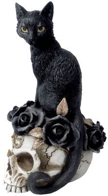 Grimalkin Cat
