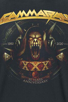 30 Years Golden Logo
