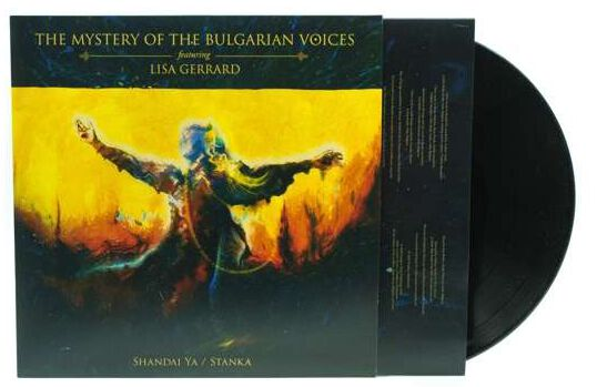 Image of The Mystery Of The Bulgarian Voices feat. Lisa Gerrard Shandai Ya / Stanka 12 inch-EP Standard