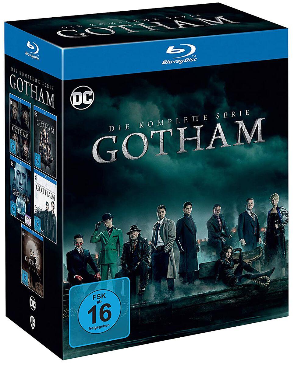Image of Gotham Die komplette Serie 20-Blu-ray Standard