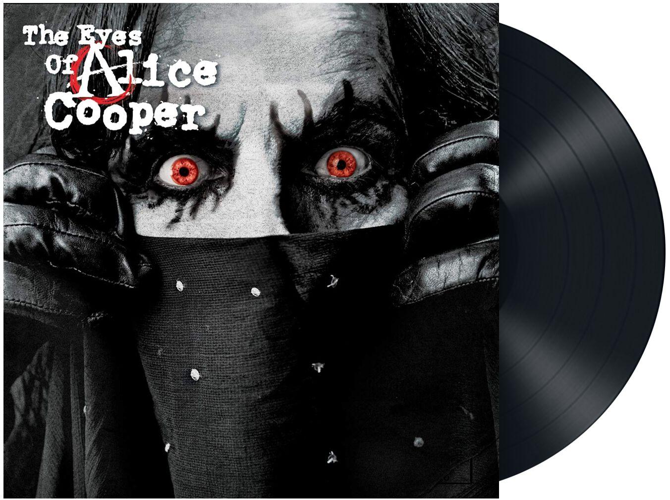 Alice Cooper  The eyes of Alice Cooper  LP  Standard