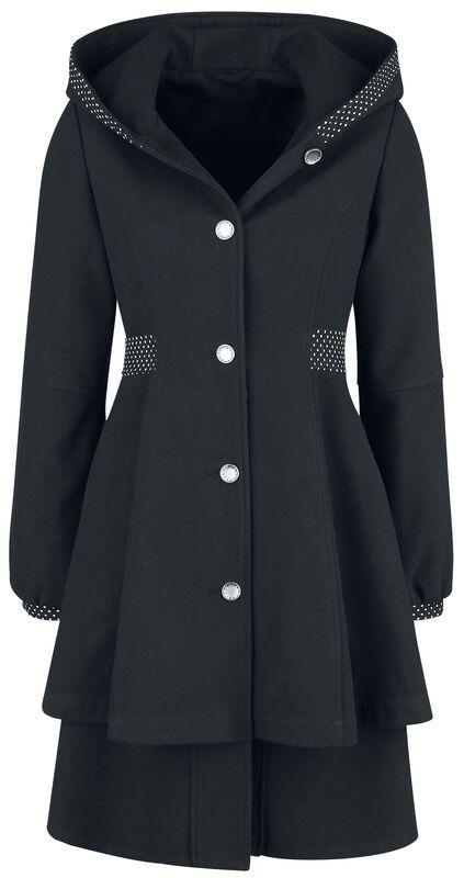Pretty Dotties Girl Coat