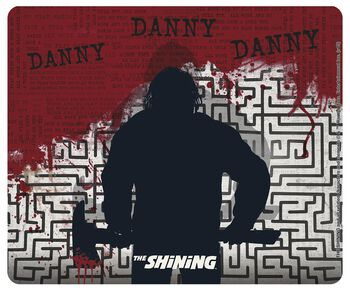 The Shining Jack searching Danny