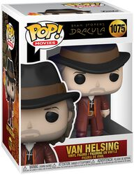 Bram Stoker's Dracula Van Helsing Vinyl Figur 1075