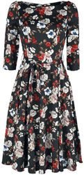 Tara Floral Swing Dress