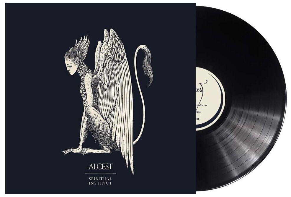 Image of Alcest Spiritual instinct LP Standard