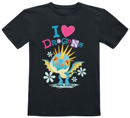 Kids - I Love Dragons