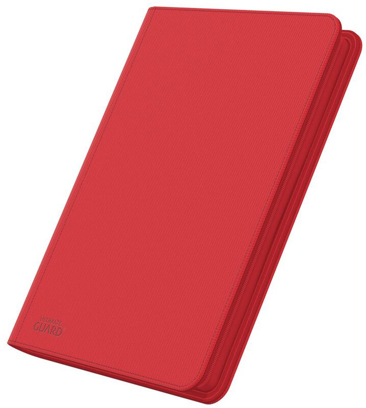 Kartenportfolio Rot
