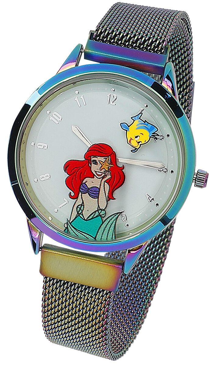 Image of Arielle, die Meerjungfrau Arielle und Fabius Armbanduhr multicolor