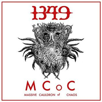 Image of 1349 Massive cauldron of chaos CD Standard
