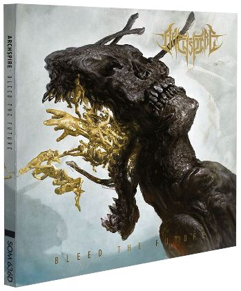 Image of Archspire Bleed the future CD Standard