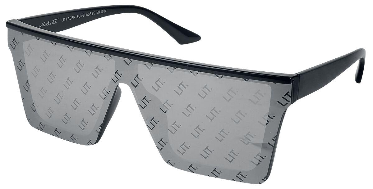 Mister Tee Lit Sonnenbrille schwarz MT1704