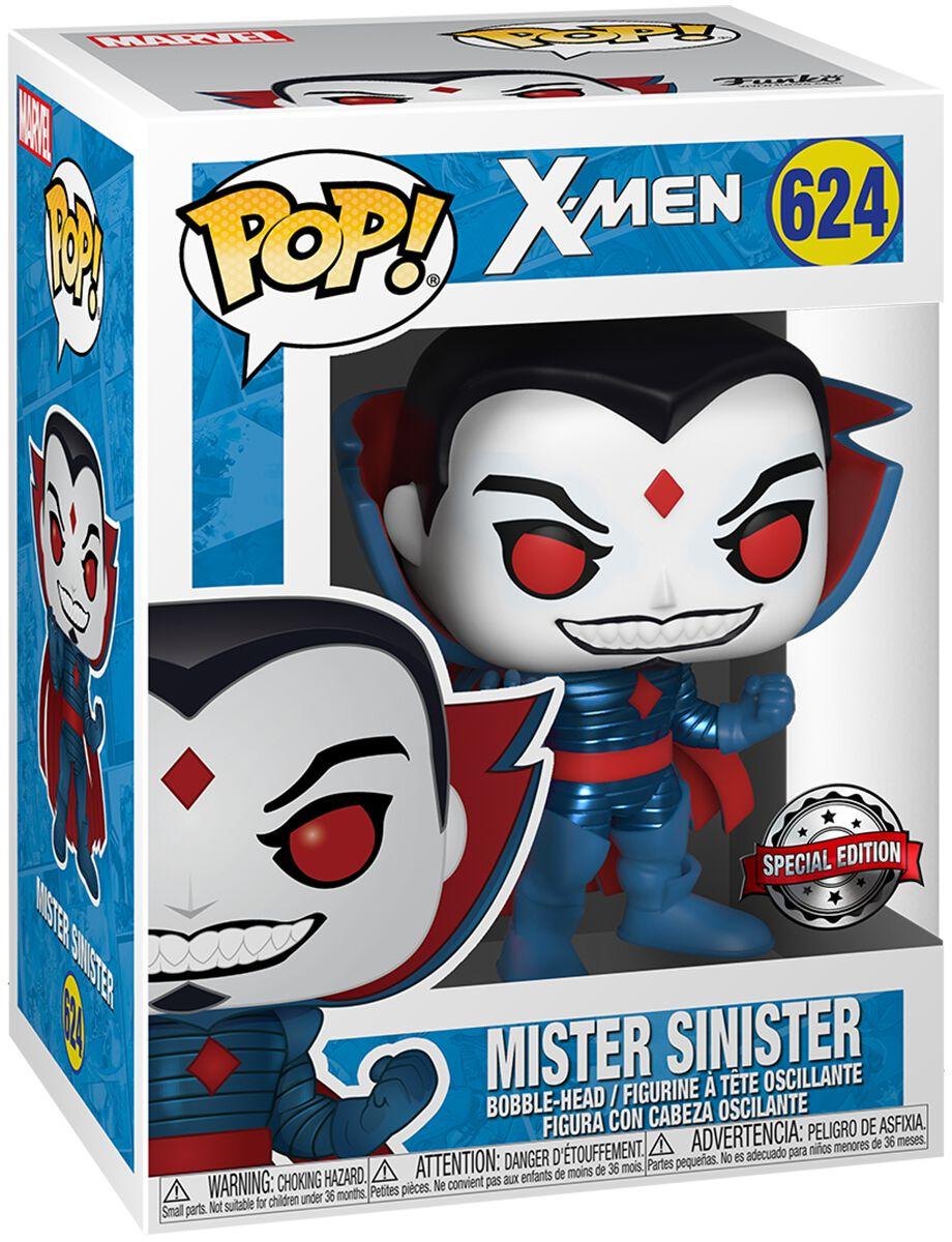 X-Men Mister Sinister Vinyl Figur 624 powered by EMP