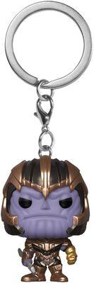 Endgame - Thanos POP! Keychain