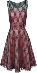 Fire Edge Lace Dress