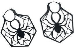 Spiderweb Hoops