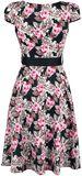 50s Summer Tea Flared Dress