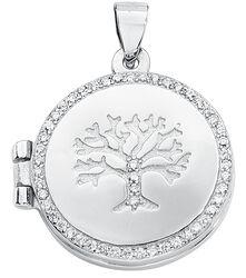 Lebensbaum-Medaillon