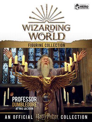 Wizarding World Figurine Collection Professor Dumbledore