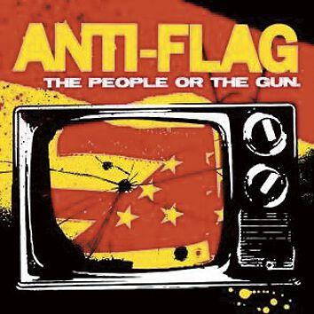 Anti-Flag The people or the gun LP standard