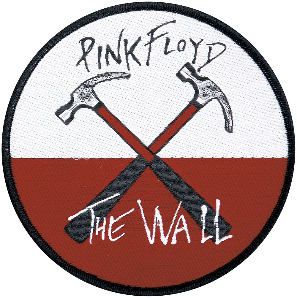 Image of   Pink Floyd Hammers Patch standard