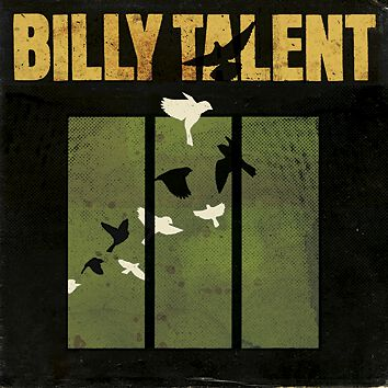 Billy Talent Billy Talent III CD Standard