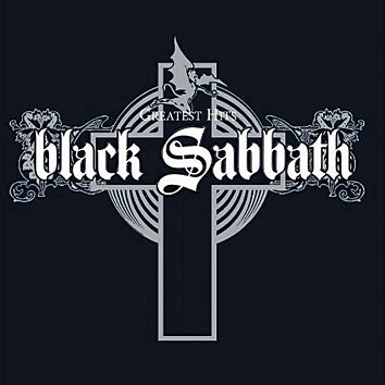 Image of   Black Sabbath Greatest hits CD standard
