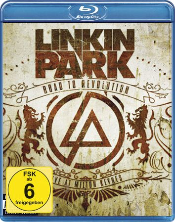 Image of   Linkin Park Road to revolution: Live at Milton Keynes Blu-ray standard