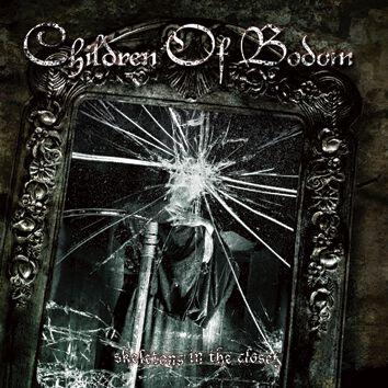 Children Of Bodom Skeletons in the closet CD standard
