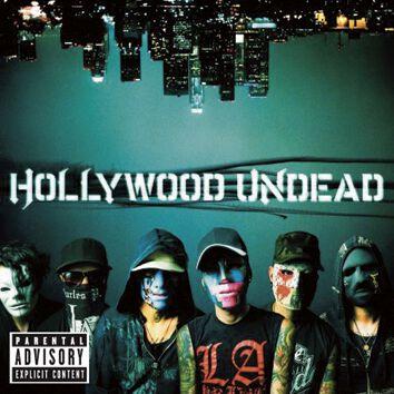 Hollywood Undead Swan songs CD standard