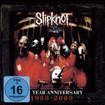 Image of   Slipknot Slipknot - 10th anniversary edition CD & DVD standard