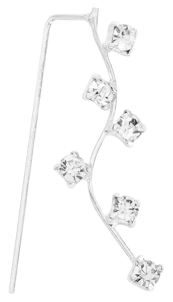 Ohrringe für Frauen - Crystal Line rechter Ohrstecker Ohrstecker Standard  - Onlineshop EMP