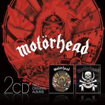 Image of   Motörhead 1916 / March ör die 2-CD standard