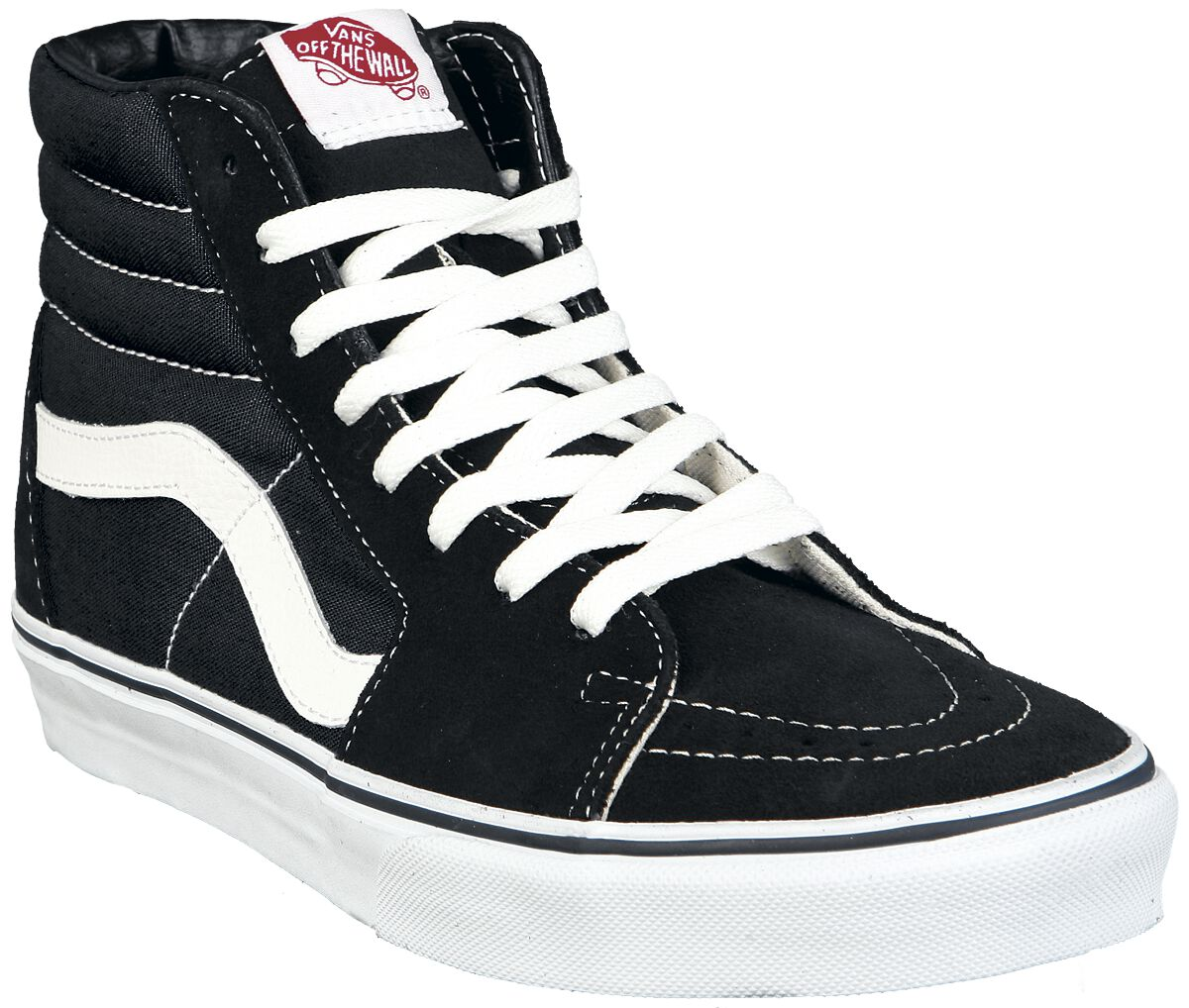 Image of   Vans Sk8-Hi Sneakers sort-hvid