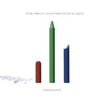 Image of   Devin Townsend Addicted CD standard