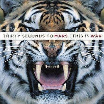 Image of   30 Seconds To Mars This is war CD standard