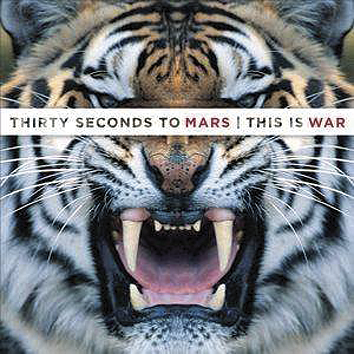 30 Seconds To Mars - This is war - CD - standard