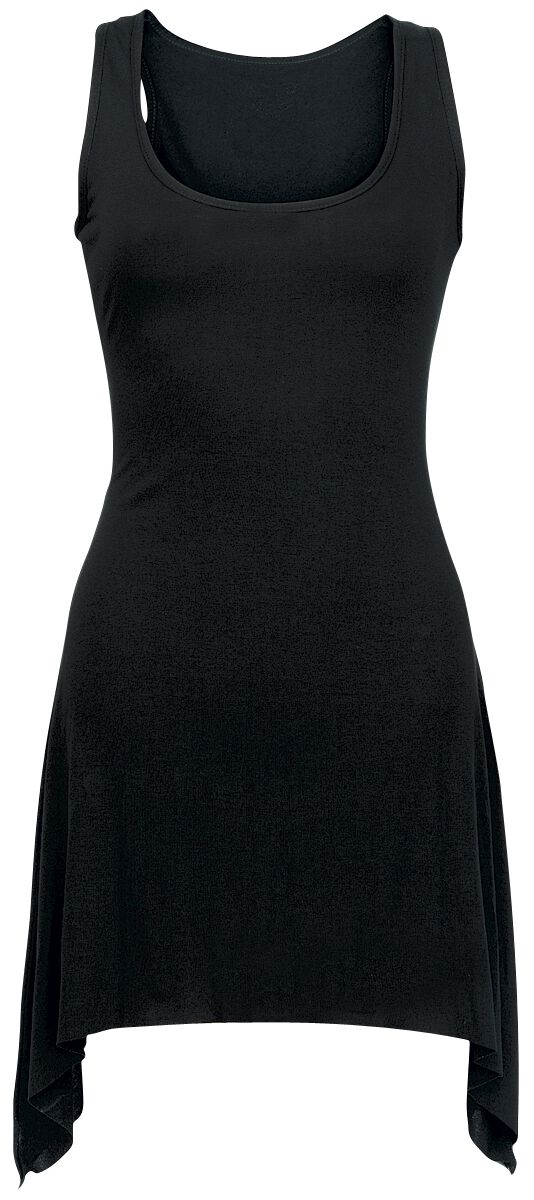 Image of   Spiral Gothbottom Vest Girlie top sort