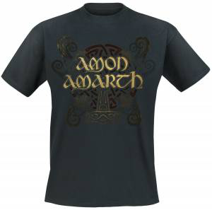 Amon Amarth - Pure Viking - T-Shirt - black