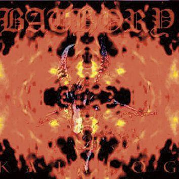 Image of Bathory Katalog CD Standard