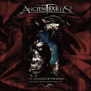 Image of Ancient Bards The alliance of the kings CD Standard