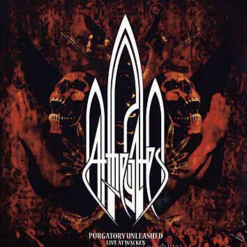 Image of At The Gates Purgatory unleashed - Live at Wacken CD Standard